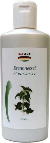 Brennnessel Haarwasser Spezial